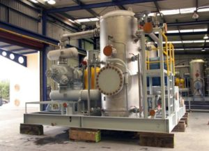 Flash Gas Compressor for Kupe Gas Project - June 2008